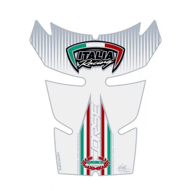 Ducati Corse V90° Motografix 3D Gel Tank Pad Protector TD011W